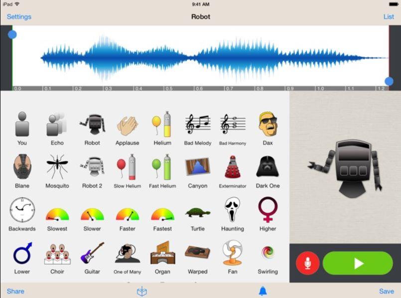 Voice Changer plus para mac