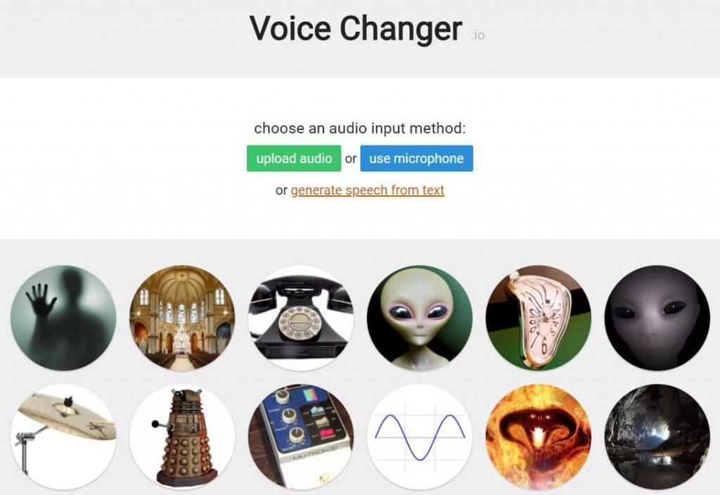 modulador de voz online gratis